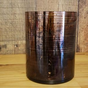 Yankee Candle glass holder NIB